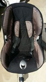 Maxi-Cosi Priori Fix Child Isofix Car Seat London W6