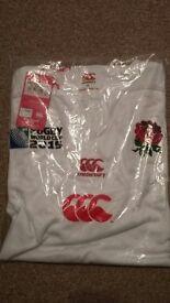 England Rugby World Cup 2015 Shirt - XL