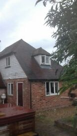 Refurbished 2 Bed Spacious Annexe Flat All Inclusive Price