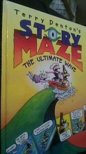 Storymaze-The-Ultimate-Wave-by-Terry-Denton-1876631007