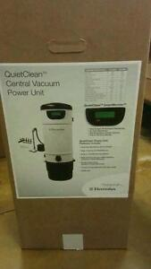 Electrolux QuietClean PU3650 Central Vacuum Power Unit 600 air Watts Quiet Clean