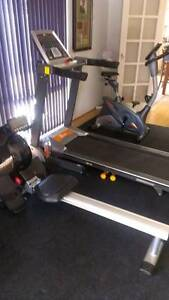 Exercise Equipment - Bike, Rower & Treadmill Canning Vale Canning Area Preview