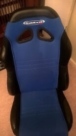 Corbeau seat Gameracer Pro Racing Simulator Chair Playseat with extra mounts Fanatec Thrustmaster