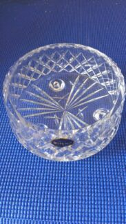 BOHEMIA HAND CUT LEAD CRYSTAL BOWL Gwandalan Wyong Area Preview