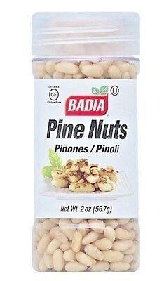 Badia Pine Nuts 2 oz (Piñones) Gluten Free