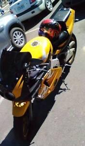 Yellow cbr250 for sale Port Pirie Port Pirie City Preview