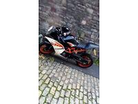 STOLEN: KTM RC 125 REG; WM66AXG