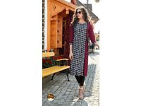 New trendy Indian Kurtis in affordable price ...