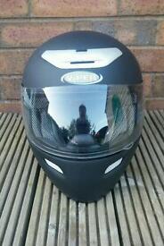 Viper RS-77 medium matt black helmet