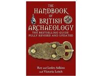 The Handbook of British Archaeology by Lesley Adkins et al.