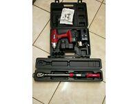 Brand new 24v impact gun electronic tourqe Wrench