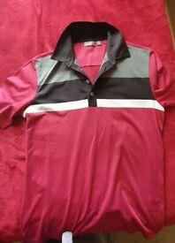 Joblot of Golf T shirts