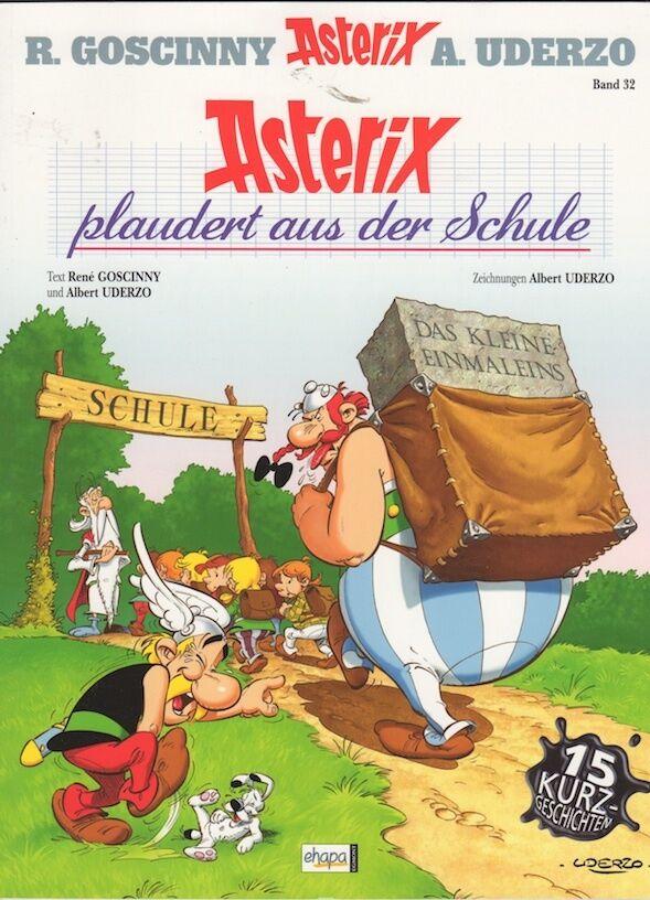 Asterix NEUAUFLAGE 1 bis 37 + Sonderbände zur Auswahl, druckfrische Neuauflagen