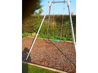 TP Metal Swing Set - as new RRP£99