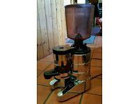 Iberital coffee grinder machine