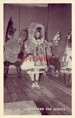 NORTHERN FAN DANCER - Eskimo?