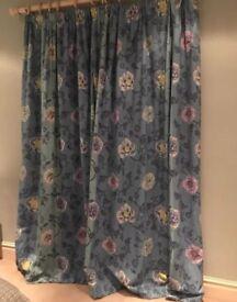 Designers Guild Samarkand curtains