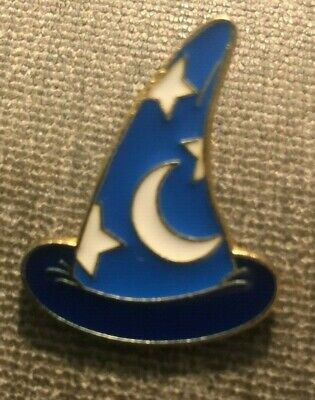 DISNEY TRADING PIN - MICKEY MOUSE SORCERER APPRENTICE HAT
