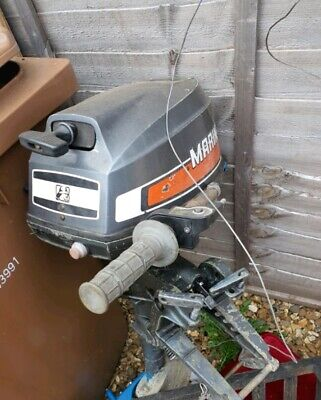 Mariner 5hp air cooled Outboard Engine