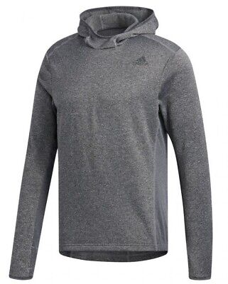 New Mens Adidas Running Jacket Hoodie Hooded Top Sweatshirt Jumper Hoody Sweater