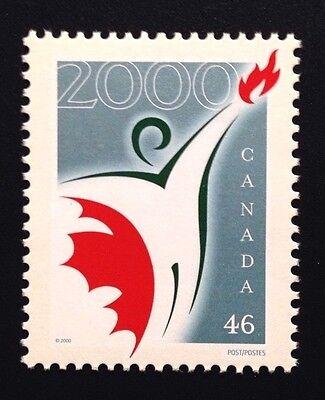 Canada #1835 MNH, Millennium Partnership Program Stamp 2000