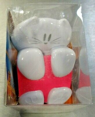 3m Post-it Cat-330 Cat Figure Pop-up Note Dispenser 3 X 3 New