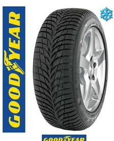 Winter wheel/tyres 205/55 16