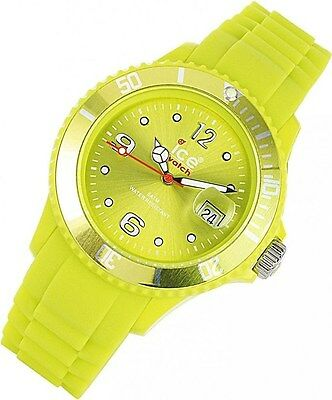 Ice-Watch Men's Sili Collection Watch  Yellow