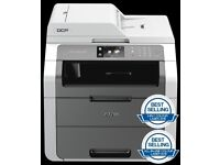 All-in-one Wireless Colour Laser Printer Brother DCP 9020CDW