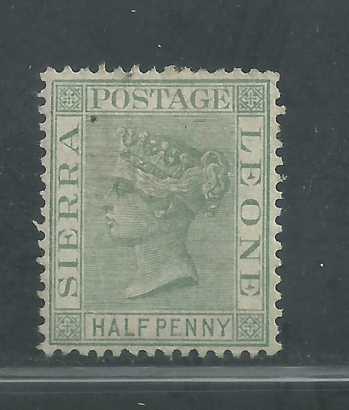 Sierra Leone Scott 22  - $1.15