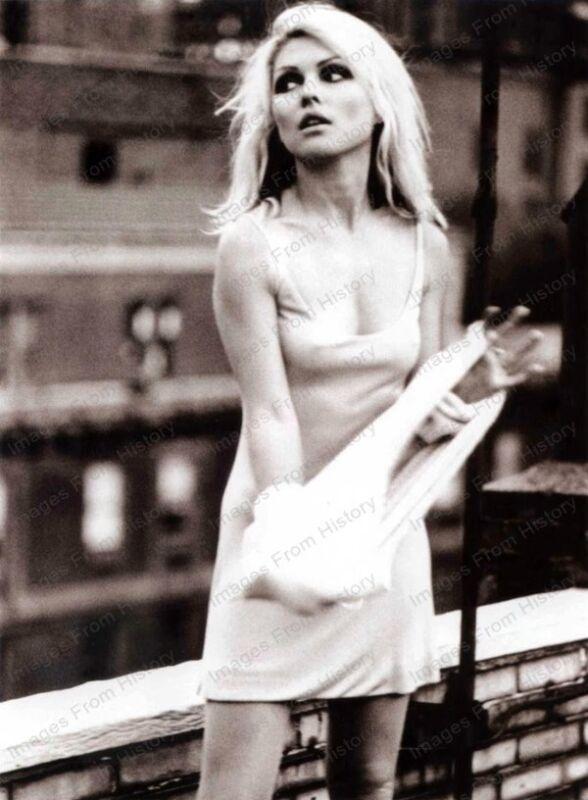 8x10 Print Debbie Harry Blondie Sexy Alluring #DH62