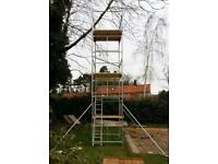 BRAND NEW SCAFFOLD TOWER - MADE OF QUALITY BRITISH STEEL - HIGH SPECIFICATION