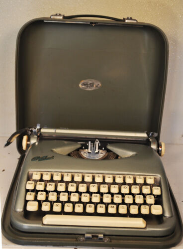 German-made Cole Steel portable with case