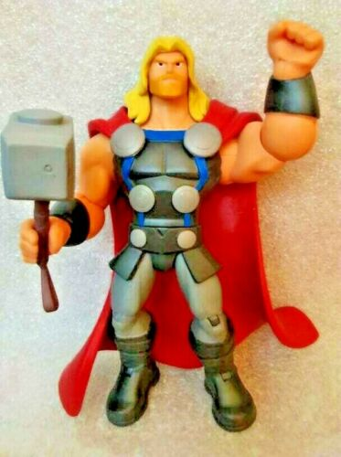 "Disney Avenger Iron Man Marvel Action Figure Toy Box 6"" Used SAT ON SHELF Only!!"