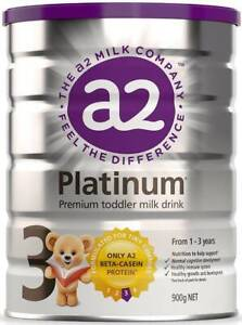6 avail - a2 Stage 3 Platinum Premium Infant Formula