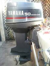 Yamaha 40 50 hp Outboard top motor cowling cover Oxenford Gold Coast North Preview