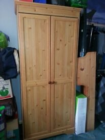 Two door wardrobe (NOT flat pack) - Chatham