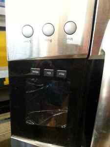 **NEEDS FIX*** GE Profile Stainless Steel SS Microwave