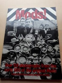 Photo book about Mods