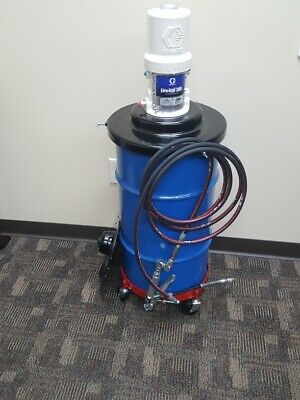 Graco 239887 120 Grease Pumping Portable System Complete New