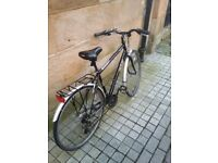 Activ by Raleigh Mens Hybrid City Bike