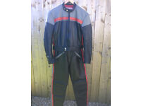 Scott Motorcycle Leathers - Ideal For Café Racer