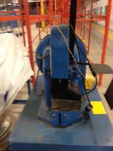 Amp o lectric Model K  Termination press, 115 volt, good condition