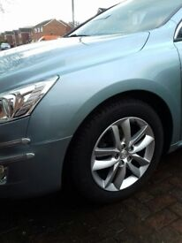 Peugeot 508 SW 2.0 HDi FAP Allure 5dr in excellent condition