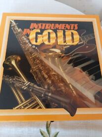 Instruments in Gold, Readers Digest 8 LP box set