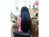 Mobile micro ring, nano ring and fusion bond hair extensions