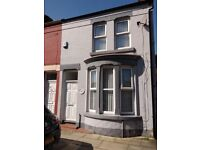 Investment Opp for cash buyer - 2 bed, terraced, FH in Liverpool - BMV - vacant possession