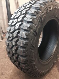 4 NEW 35X12.50-17 Thunderer Trac Grip 2 MT Tires 35 12.50 17 12.50R17 Mud Tires