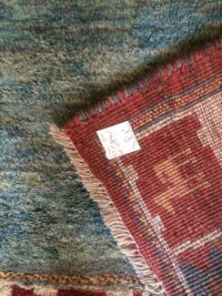Persian Carpet Rug Gabbeh RARE Neutral Bay North Sydney Area Preview