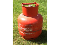 Calor Gas Propane gas bottle/cylinder 3.9kg Empty.BBQ,DIY, Garden,Camping,Boat,Etc.